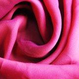 염색된 36%Silk와 64%Viscose Crepe 직물