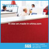 Eco-Friendly preço de fábrica China Painel Acústico