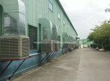 Канал охлаждения системы охлаждения охладителя нагнетаемого воздуха на заводе