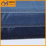 Хлопок спандекс напечатано джинсовой ткани для пальто в джинсах и