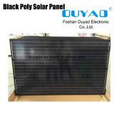 Poly 3bb mono noir, 4bb, de 5bb 150W 250W300W 340W de panneau solaire d'usine vente directement