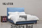 Sk09 미국식 침실 직물 침대