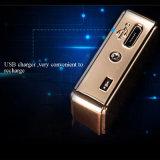 새로운 USB 재충전용 전기 아크 불꽃 없는 방풍 담배 점화기