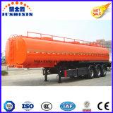 reboque do tanque de petróleo 42000~45000liters, reboque do petroleiro do combustível da grande capacidade Semi para a venda