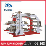 Machine d'impression flexible de couleur de Ruipai 4