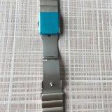 Cinturino di vigilanza di alta qualità del metallo dell'acciaio inossidabile