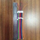 Het hete Sleutelkoord van de Riem van de Pols van de Douane van de Verkoop Kleurrijke Tubulaire voor de Telefoon van de Cel