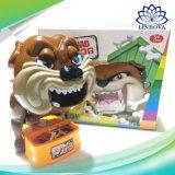 Diebstahl des falschen Hundeknochen-Familien-Muttergesellschaft-Kind-Spaß-Spiel-Schocker-Witz-Neuheit-Spielzeug-Geschenks für das Kind-Lernen