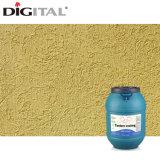 Pintura texturizada de líquido de textura areia designs de parede de tintas para paredes exteriores