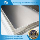 Hoja de acero inoxidable superficial 2b de AISI 304 para el revestimiento de la elevación