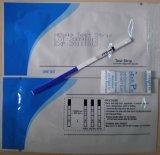 Constan de VHB, VHC Hbsag tira de prueba rápida de la tarjeta de casete de Prueba rápida de la hepatitis