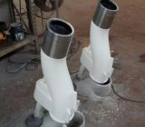 Soupape des pièces de rechange S de pompe concrète de Zoomlion pour Dn200/Dn230/Dn235/Dn260