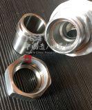 En acier inoxydable forgée Raboutage Union Bw 1PC Clapet à bille