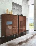 Meubles modernes de salle à manger de vente en gros de fournisseur de la Chine avec du bois (MB1301)
