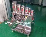 -1L/2L/3L/5L/10Lのミキサーを混ぜる実験室試験のための三次元乾燥した粉の混合機械