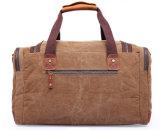 Пакета плеча сумки большой емкости перемещения кофеего X1 людей отдыха мешка Duffel нового одиночного мешок Tote холстины функциональных