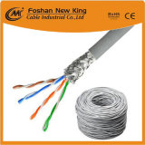 4 pares de 305m/Box UPT Cat5e de la red del cable del cable de LAN con la certificación de Ce/CPR/RoHS