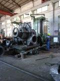 Bomba de agua partida conducida del caso de la succión doble del motor diesel