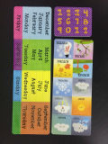 Магнитных Блокнот/магнитной записи для ребенка/магнитный обучения плата