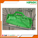 Bolso de compras reutilizable modificado para requisitos particulares de la carretilla de Warterproof del supermercado