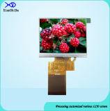 3.5 экран дюйма TFT LCD с панелью касания