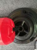 Elasticized отлитый в форму блокируя пал гибкого трубопровода PE 800mm пластичный