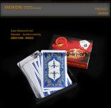 Cartões de jogo plásticos do póquer do PVC do casino 100%