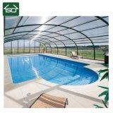 シェーディングのためのアルミニウムPergolaのプールの屋根