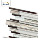 工場直接卸し売り屋内装飾の物質的なストリップのガラスモザイク・タイル