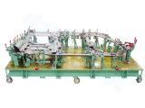 El panel lateral Pcf general el aparejo de comprobación