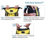 Personalizzare lo zaino impermeabile del sacchetto asciutto della tela di canapa di modo di marchio