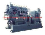 Новая 12V20/27 судовой двигатель