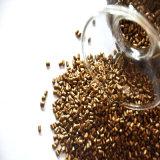 China HDPE/LDPE químico Masterbatch dourado recicl plástico
