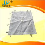 Filtro de tejido de tela para prensa de filtro en la filtración de líquidos