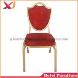 Antique el acero y aluminio sillas para banquetes de boda al aire libre y/hotel/restaurante/