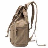 Colhedor de mochila de lona mochila bolsa escolar
