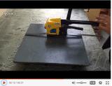 新しい鋼鉄ストリップは機械を紐で縛る自由に締める着く