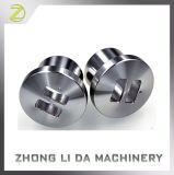 Алюминий высокоточный механизм инструмента оборудования с ЧПУ для принадлежностей обработки деталей