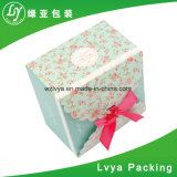 Navidad ecológica mayorista Apple pequeño papel de embalaje Caja de regalo con impresión personalizada
