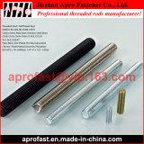 L'acier inoxydable 316 d'A2 A4 304 a fileté l'amorçage Rod de Rod