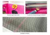 В полной мере быстрого нагрева масла ролика нажмите кнопку нагрева машины для ткани
