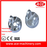 Placa fazendo à máquina de alumínio do CNC da precisão do OEM do ás