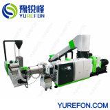 PP PE LDPE HDPE는 기계 /Pelletizing 플라스틱 알갱이로 만드는 선 기계를 재생한다