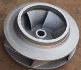 Impulsor de la bomba centrífuga de fundición de acero 316 Material