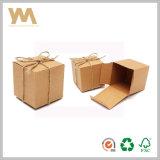 Rectángulo de papel del alimento respetuoso del medio ambiente para la galleta