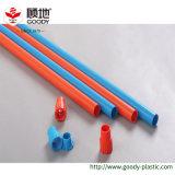 Tubulação encaixotada do PVC da tubulação da canalização do PVC fio flexível
