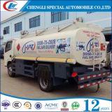 JAC 4*2 2000L 이동할 수 있는 연료 탱크 트럭