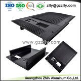 Profilo industriale di alluminio personalizzato