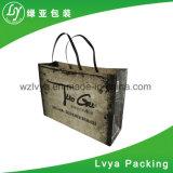 Настраиваемые бумажный мешок для косметических продуктов по одежде подарок духи