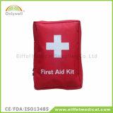 医学の屋外旅行緊急時の救急箱